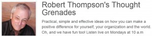 Thompson interview 2013-07-29