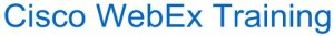 WebEx Training