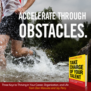 accelerate through obstacles don jay